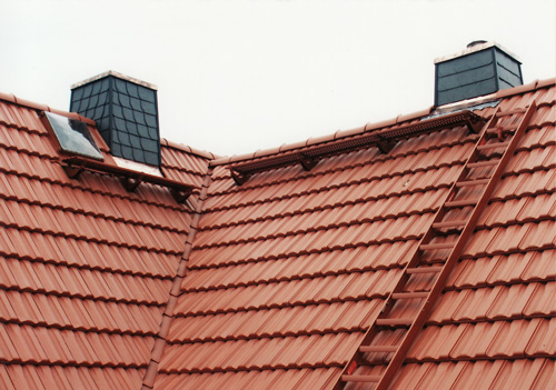 Vetter Dach - Details am Dach